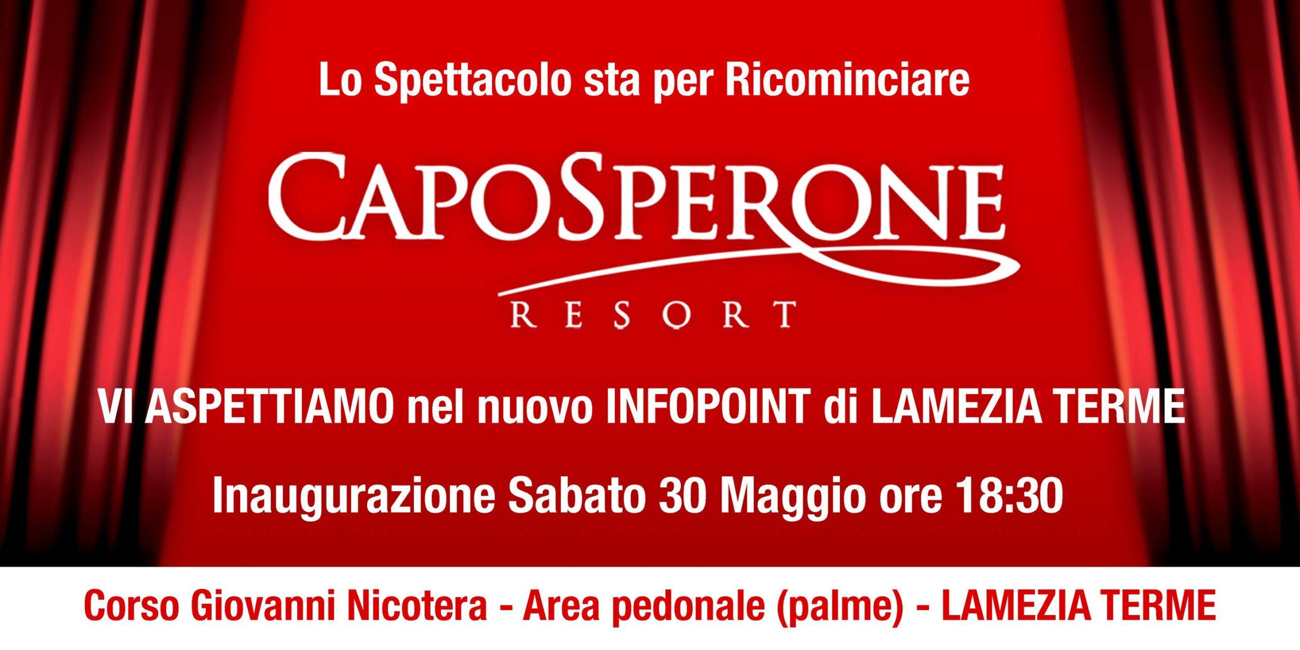 Infopoint Lamezia Terme Caposperone