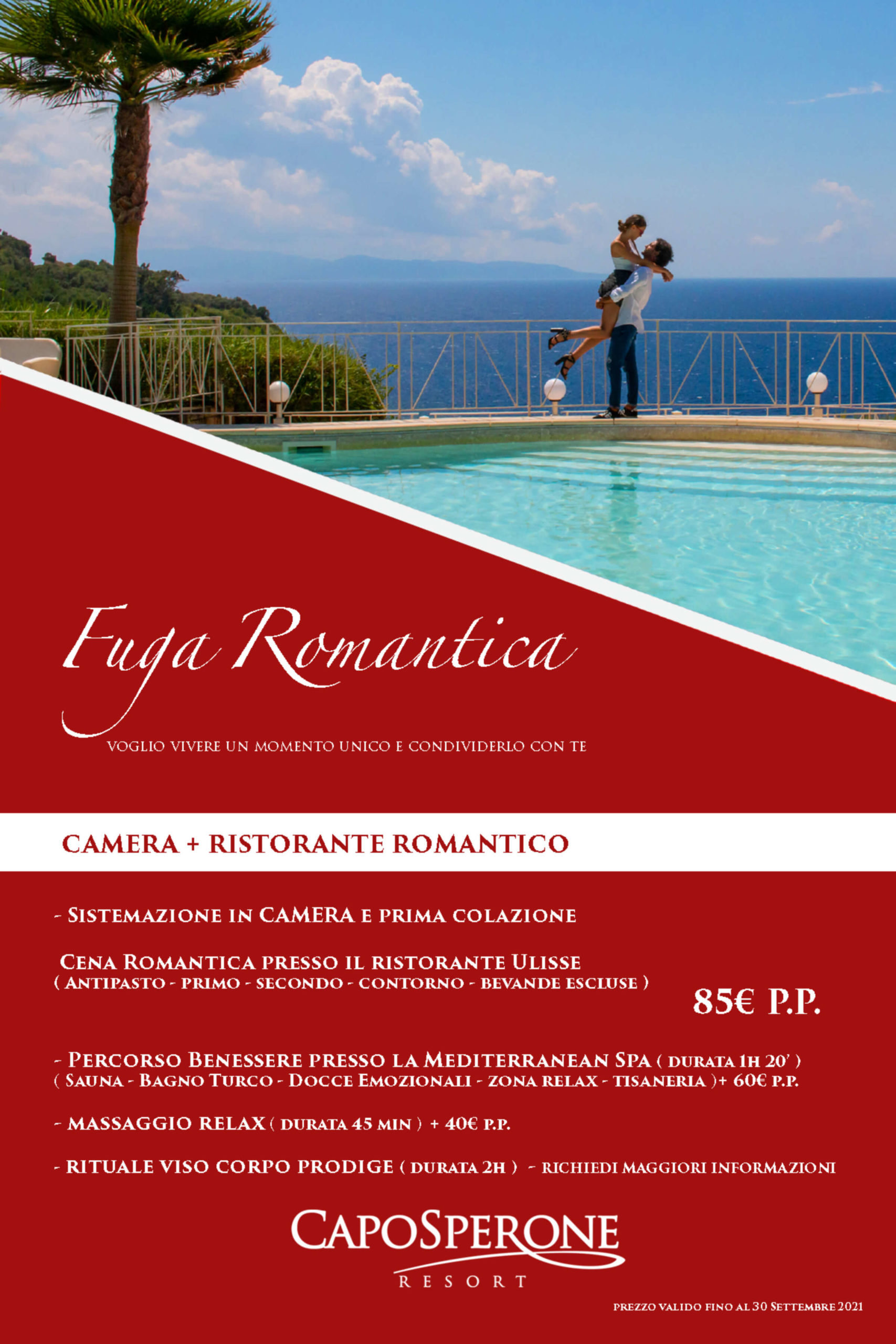 Fuga Romantica Settembre 2